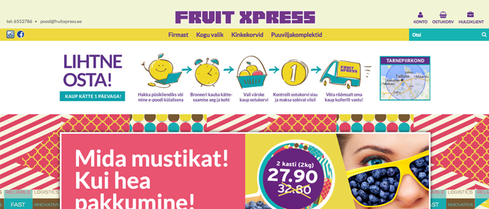 Fruit Xpress