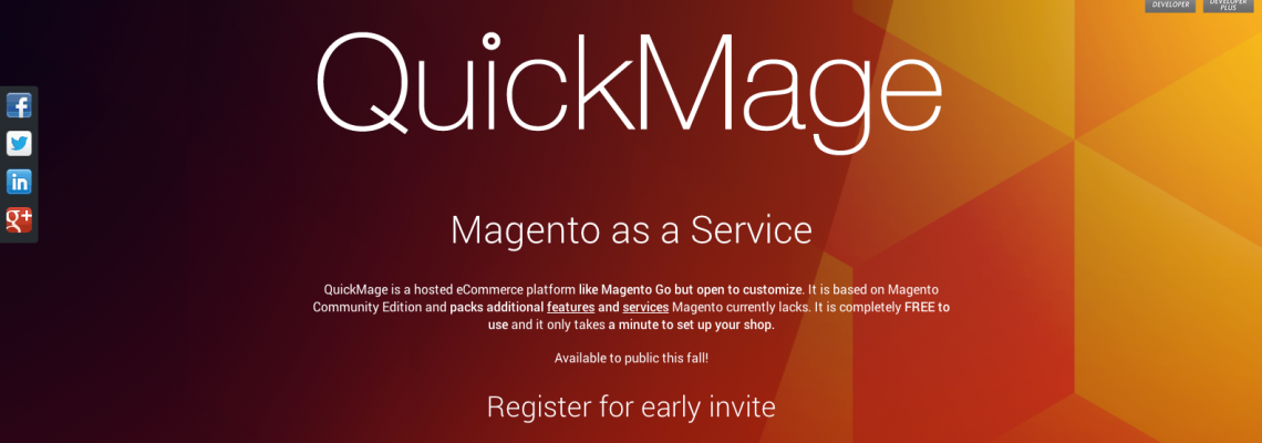 QuickMage open for registration!